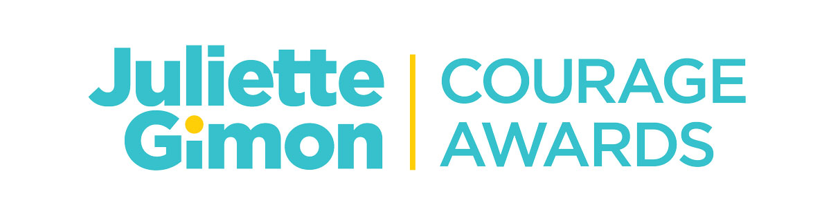 Courage Award logo