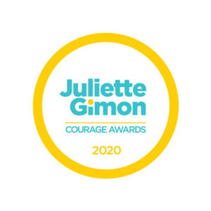 Juliette Gimon Courage Awards 2020
