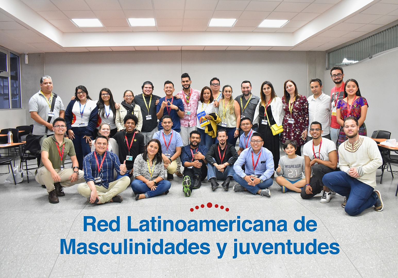 Co-creators of the Latin American Network of Masculinities and Youth.