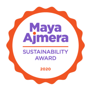 Maya Ajmera Sustainability Award