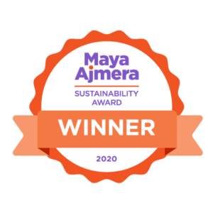 Maya Ajmera Sustainability Award Winner 2020
