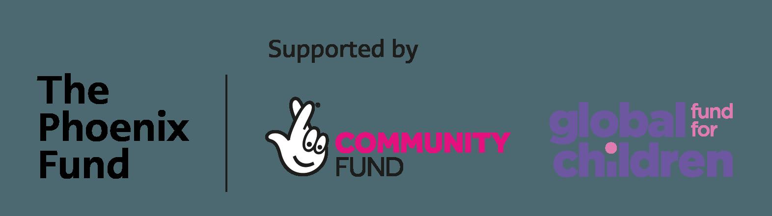 The Phoenix Fund Full Colour Lock-Up (Digital)