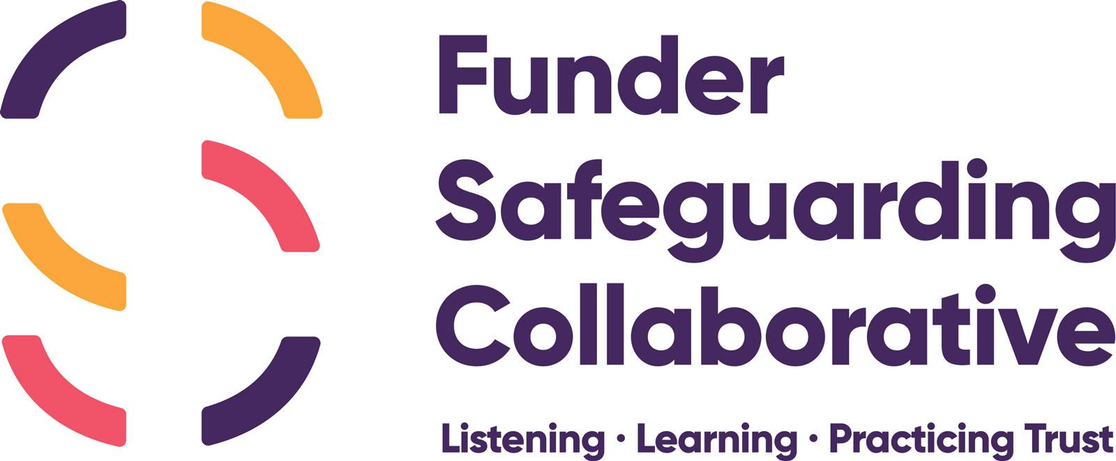 Funder Safeguarding Collaborative logo