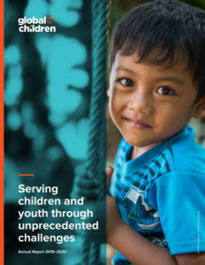 Serving children and youth through unprecedented challenges: Annual Report 2019–2020