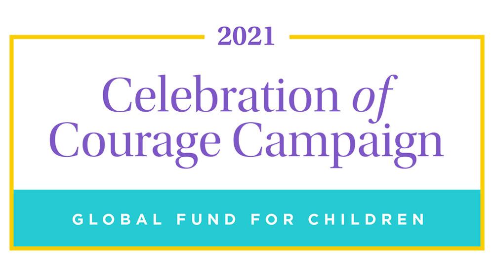 2021 Celebration of Courage Campaign logo
