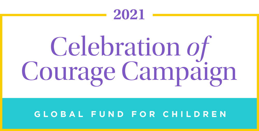 2021 Celebration of Courage Campaign logo