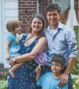 A Fujimura family picture.