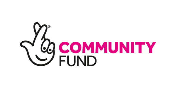 The National Lottery Community Fund logo.