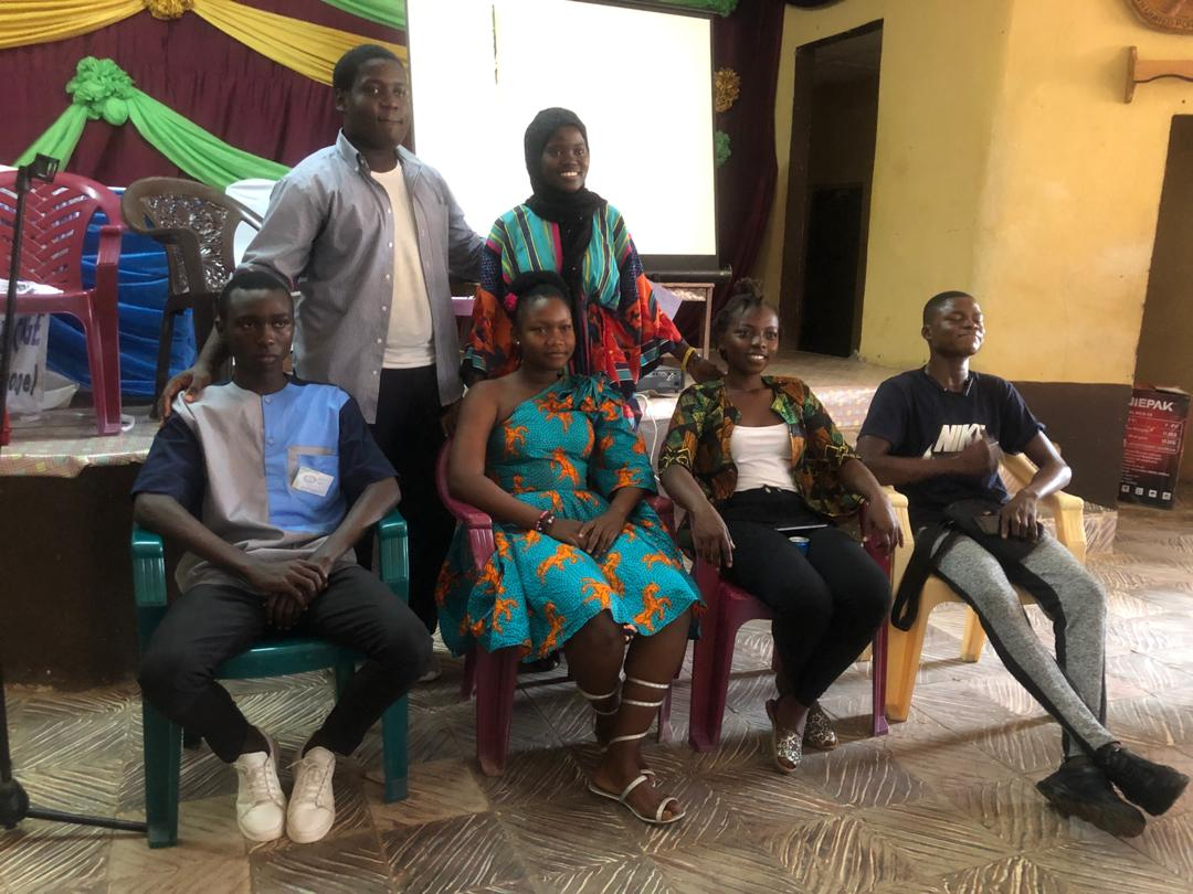 Members of CFN's leadership team.