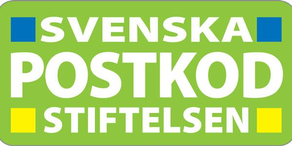 Swedish Postcode Lottery logo