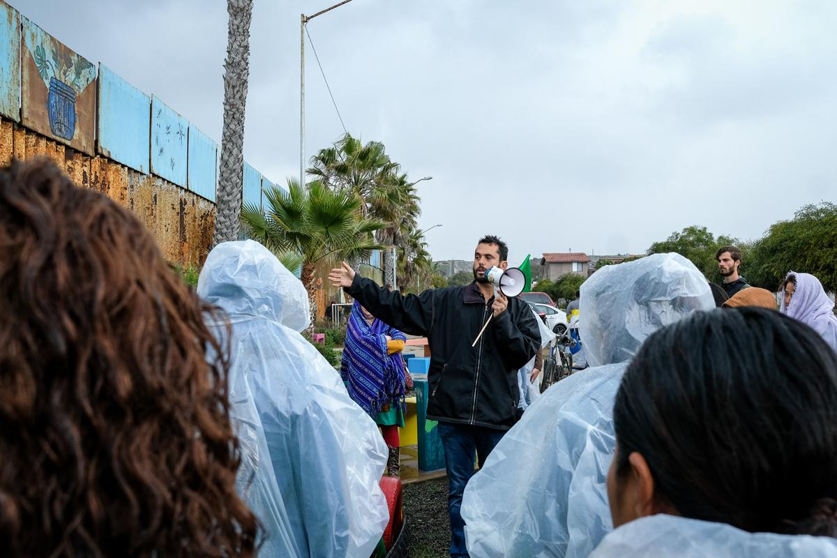 Photo from GFC's Tijuana convening
